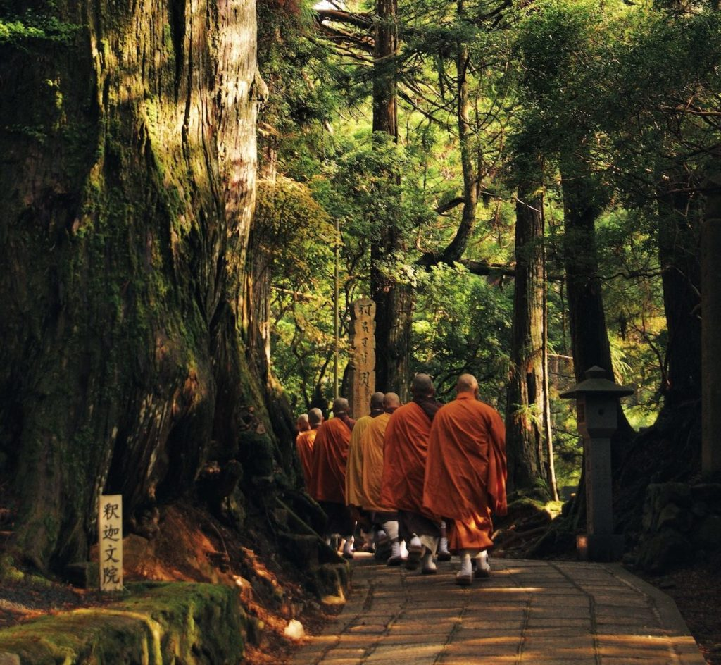 Learning the Way of the Monks in Wakayama Prefecture
