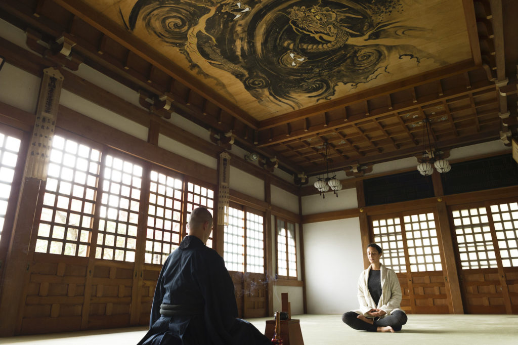 How Discovering Meditation in Japan Helped Me Find Peace