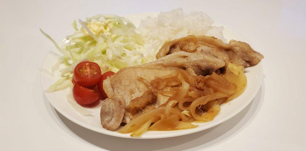 Japanese Recipe Adventures: Pork Shogayaki