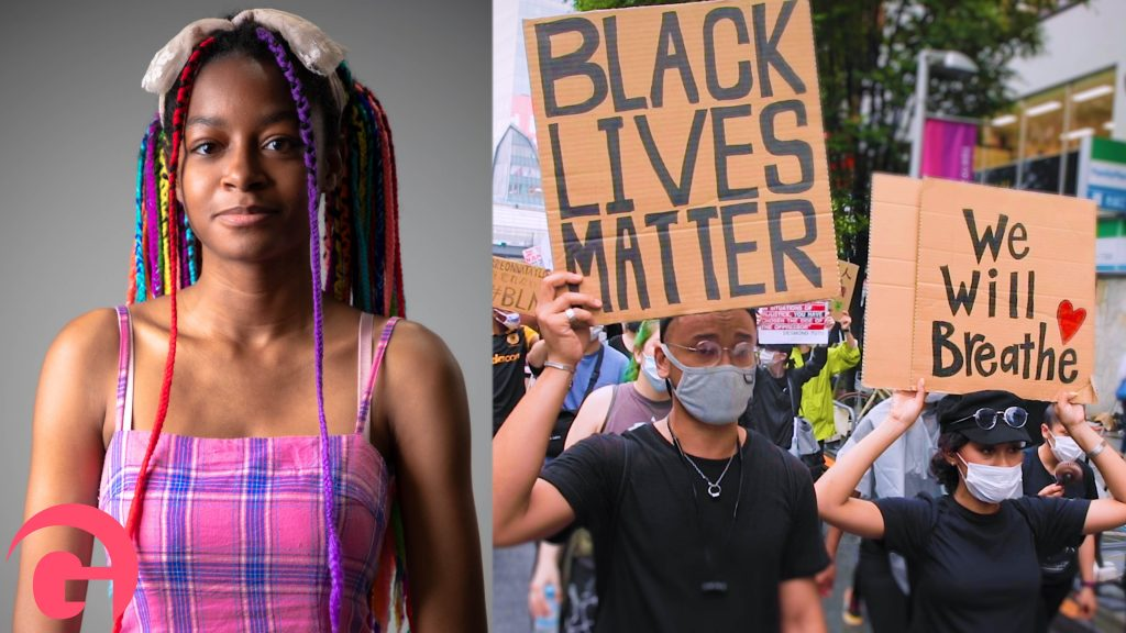 Sitting Down with Sierra Todd, the Founder of Black Lives Matter Tokyo