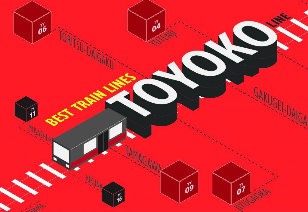 Best Train Lines for Living in Tokyo: The Tokyu Toyoko Line