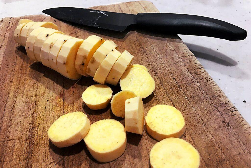 Japanese Recipe Adventures: Sweet Potato Ghosts