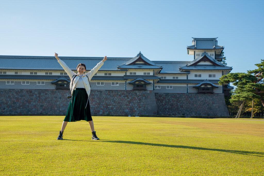 Kanazawa City: A Star on Japan's Historical 'Mitsuboshi Kaidou'
