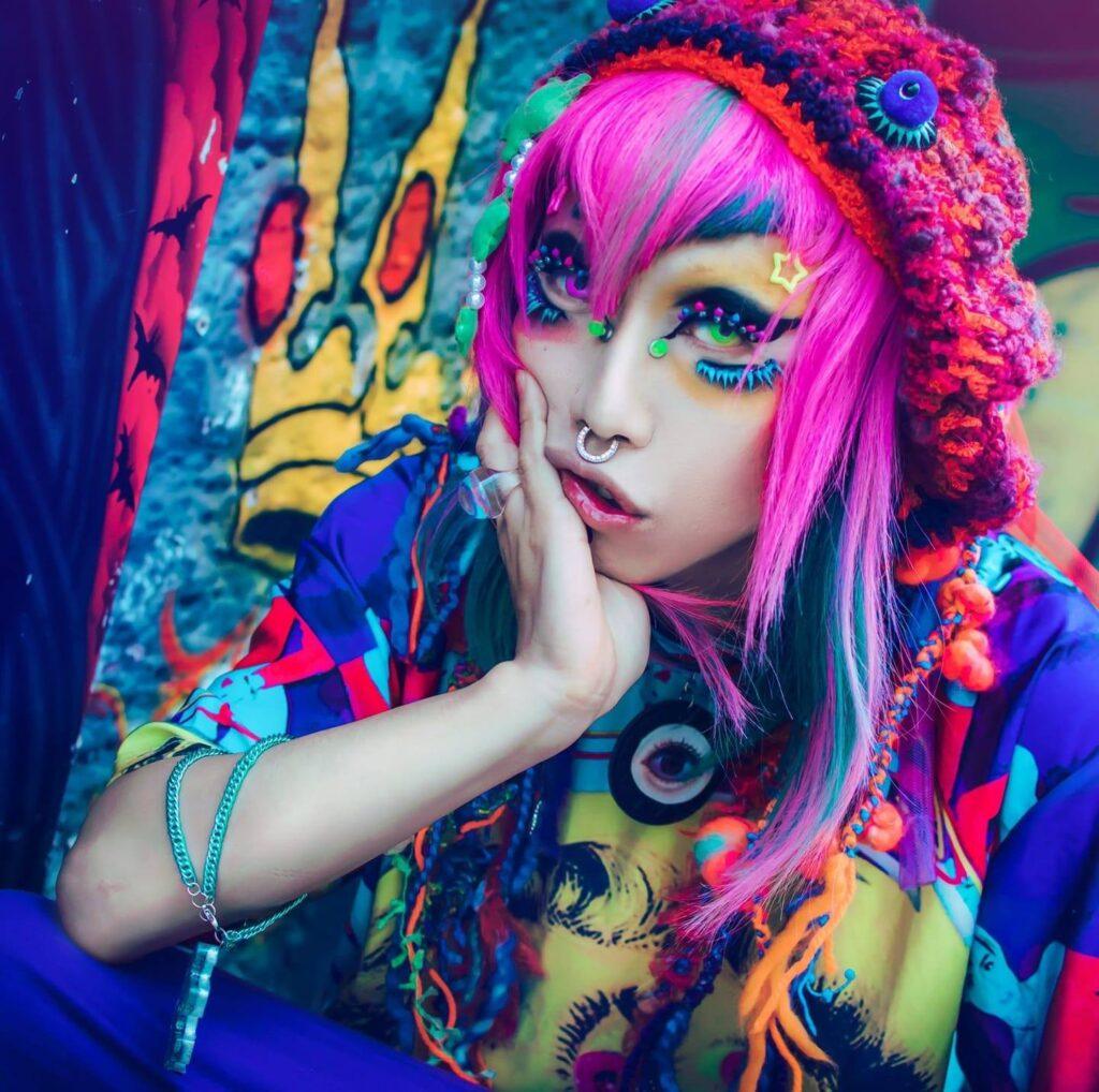 Tokyo's Club Kids: The Avant-Garde of Gender-Bending Fashion and Drag