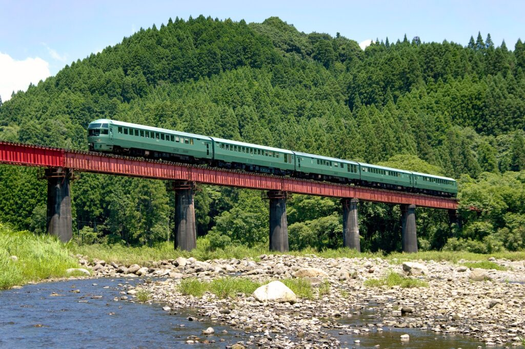Explore Kyushu with the Island's Ultimate Train Ticket Deal
