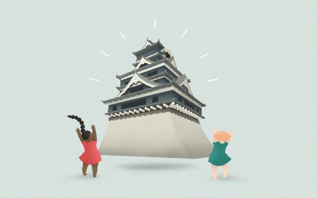 Tweet of the Week #117: Kumamoto Castle Wall Restoration Complete!