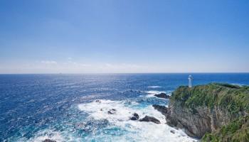 Cape Ashizuri in Kochi Prefecture