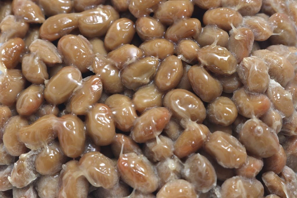Natto from Ibaraki prefecture.