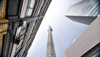 The Tokyo Skytree is the tallest tower and the second largest structure in the world.
