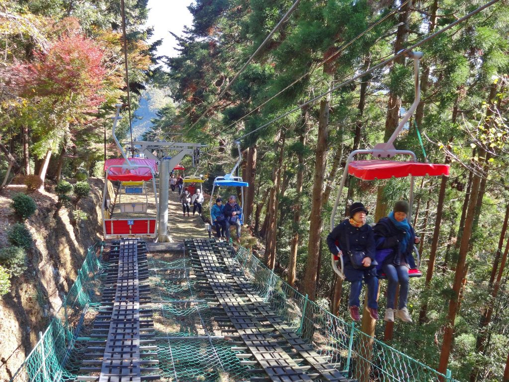 Mount Takao Aerial Tramway