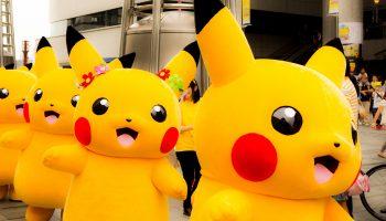 Pikachu Outbreak Yokohama