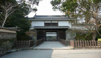 Obi Castle in Kyushu