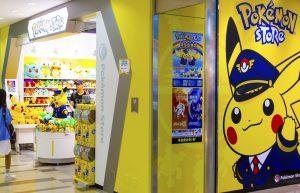 Pokemon Center Japan