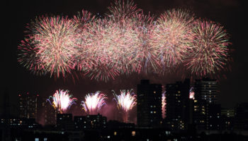 edogawa fireworks fest