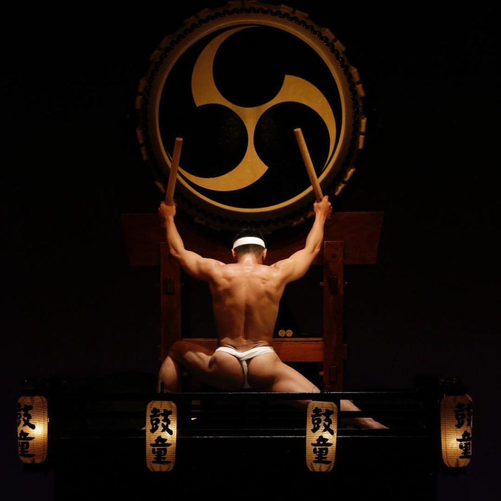 The Kodo taiko performance should be life changing.