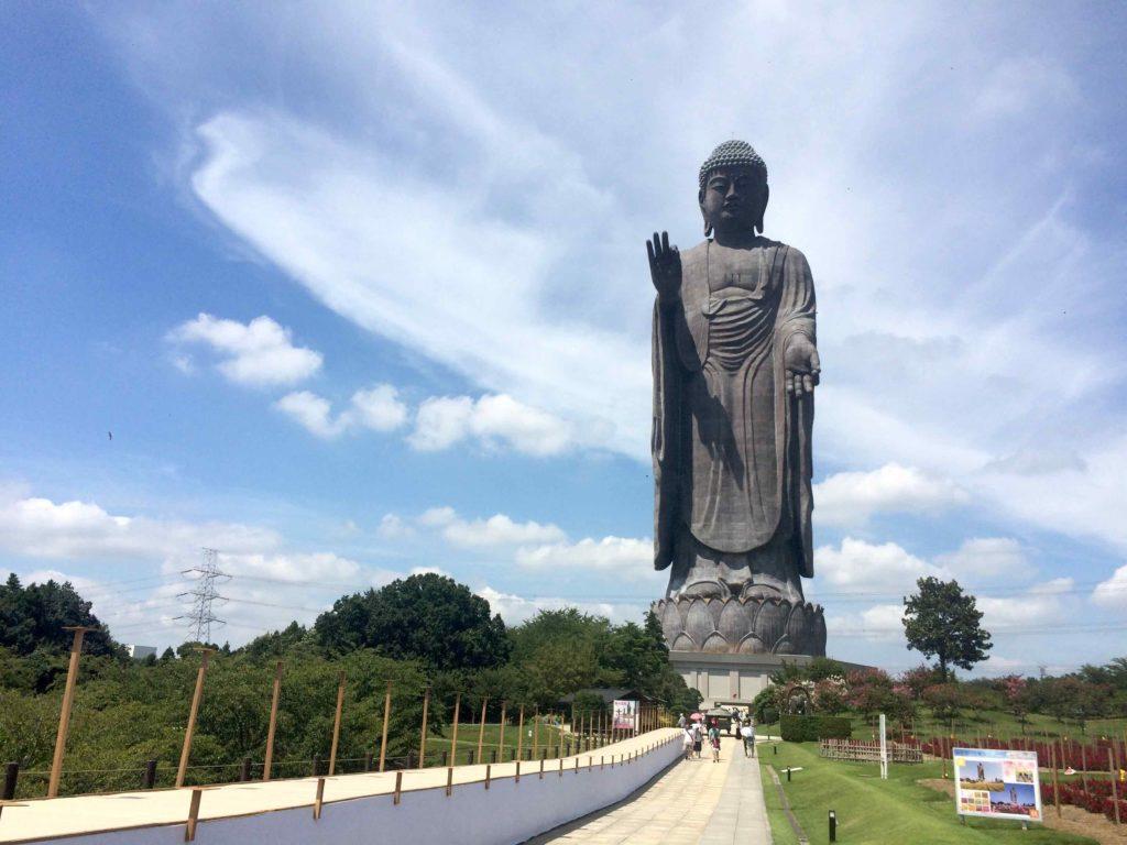 Image result for Ushiku Daibutsu, Japan