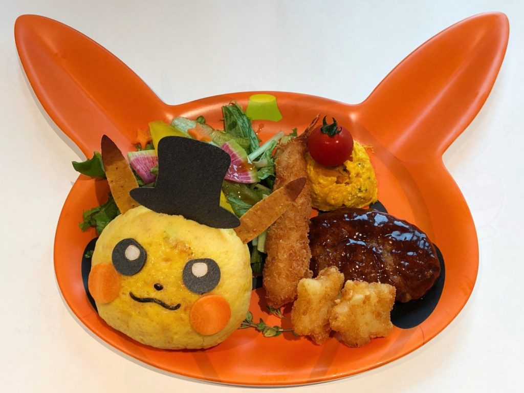 Pokemon lunch set