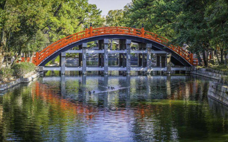 Sumiyoshi bridge