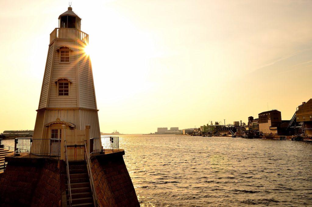 Sekai, Osaka Lighthouse