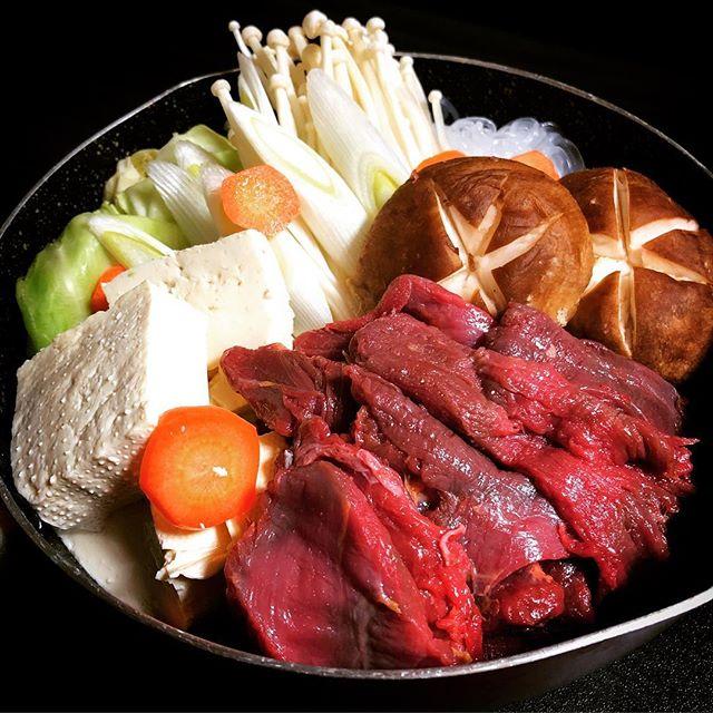 horse meat nabe